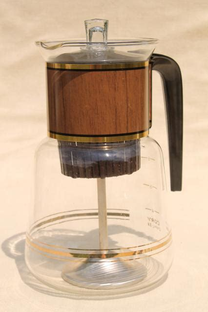 Cook n home stovetop coffee percolator at amazon. mid century Cory DGPL-3A glass 8 cup percolator vintage stove top coffee pot