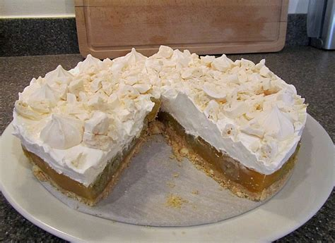 Stachelbeer Baiser Kuchen Rezepte Chefkochde