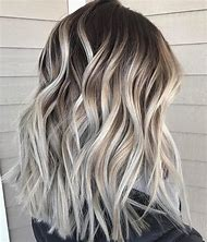 Medium Length Ombre Hair Color