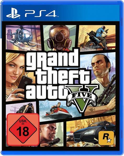Grand Theft Auto 5 (gta V) Playstation 4 Kaufen Otto