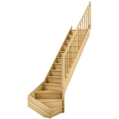 escalier tournant leroy merlin escalier quart tournant bas droit soft classic structure bois marche bois leroy merlin
