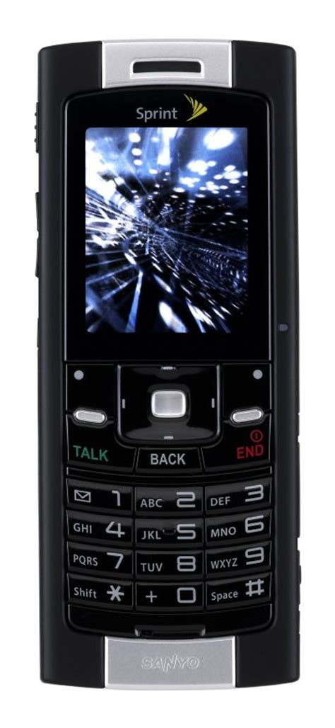 sanyo s1 entry level phone launched by sprint on radio