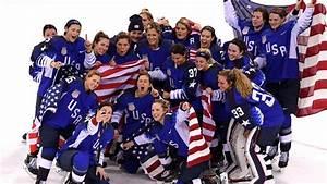 2018 Olympics: U.S. Women's Hockey Team Beats Canada to ...