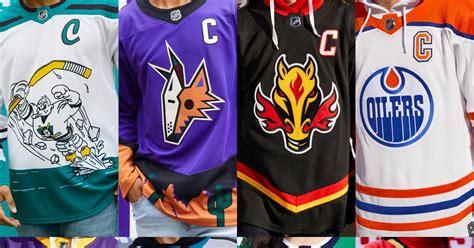 Ranking all 31 'Reverse Retro' NHL jerseys - Hockey Wilderness