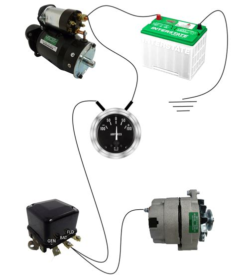 Generator Alternator Conversion Wiring Smith Electric