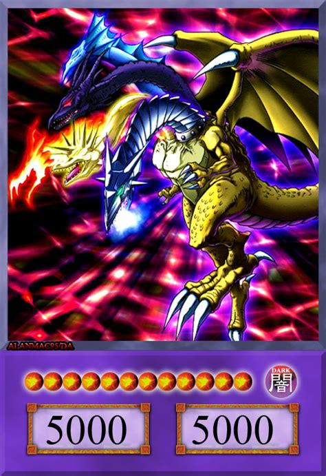 five headed deck duel links five headed by alanmac95 on deviantart