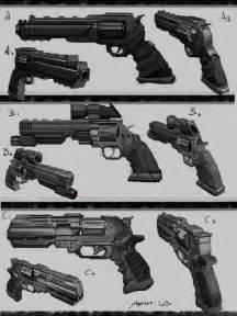 Future Weapon Concept Art