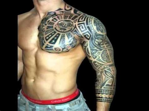 arm tattoos  men tribal arm tattoos designs youtube