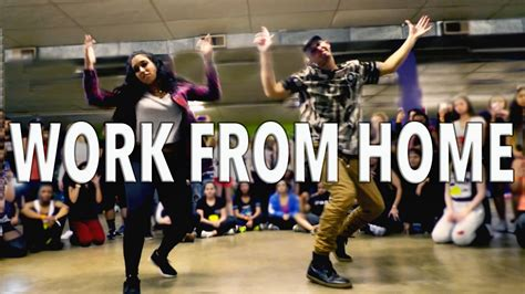 WORK FROM HOME - Fifth Harmony ft Ty Dolla $ign ...