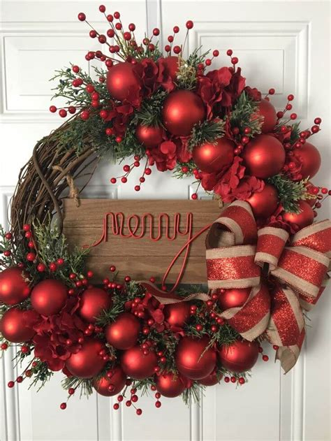red christmas decor ideas  designs