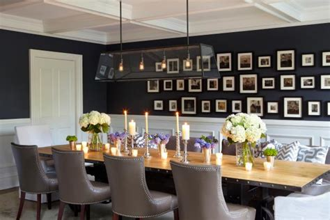 10 ways to fill the space above your sofa 15 ways to dress up your dining room walls hgtv 39 s