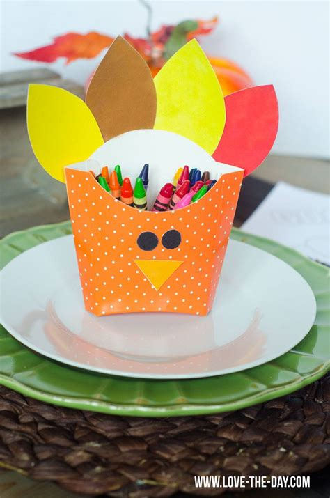 fun thanksgiving crafts  kids resin crafts