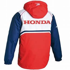 Veste Softshell Honda Navy Gris