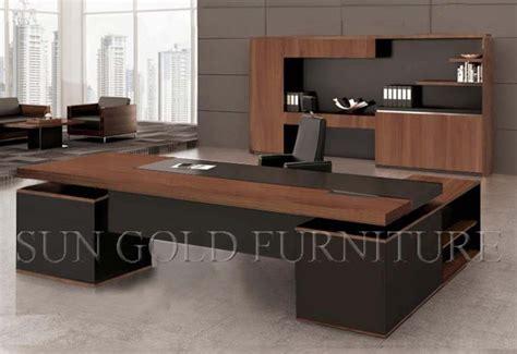 bureau modern bureau bois massif moderne mzaol com
