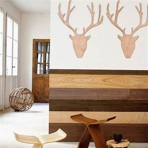invitez le bois dans votre decoration dinterieur marie With bois decoratif pour mur