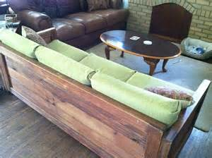 DIY Couch Back Cushions