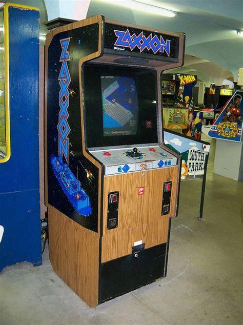 Oh Sandusky Zaxxon Geek Stuff Arcade Arcade Games