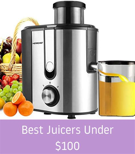 juicers under buyers guide updated