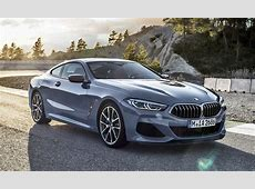 New BMW 8 Series Coupé revealed in M850i xDrive guise