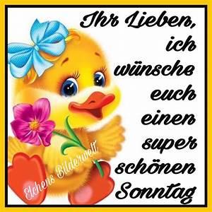 Super Sonntag Zeitz : ihr lieben ich w nsche euch einen super sch nen sonntag 25869 ~ Watch28wear.com Haus und Dekorationen