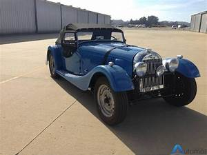 1953 Morgan Plus 4 Flat Radiator 2 1