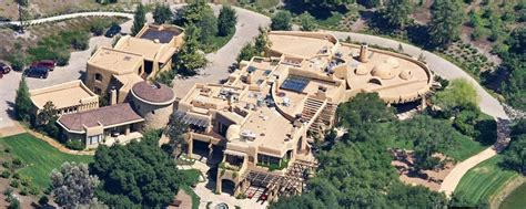 20 Most Beautiful Hollywood Celebrity Homes