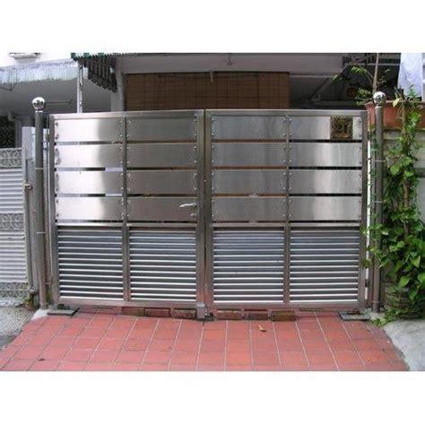 metal gates designer stainless steel gate manufacturer  ambala