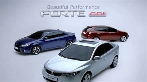 Kia Forte Gdi by Kia Forte Gdi 2011 Commercial 1 Korea