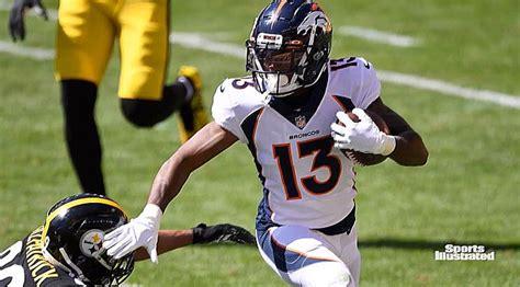 Denver Broncos Week 3 Rookie to Watch: KJ Hamler | WR ...