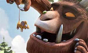Oh Help  Oh No  It U0026 39 S A Gruffalo Games App For Children