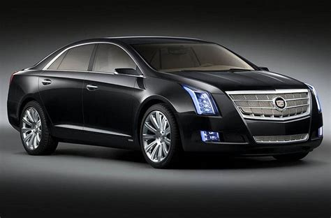 2018 Cadillac Xts Leaked Design  New Cars And Trucks