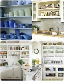 kitchen shelves decorating ideas open kitchen shelving ideas homes com