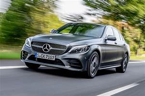 Mercedes Classe C 200 : mercedes benz c class c200 amg line 2018 uk review autocar ~ Nature-et-papiers.com Idées de Décoration