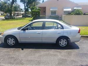 2002 Honda Civic Manual Transmission For Sale In Whittier