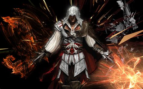 Assassin's Creed Ii Best Game Hd Wallpapers  All Hd
