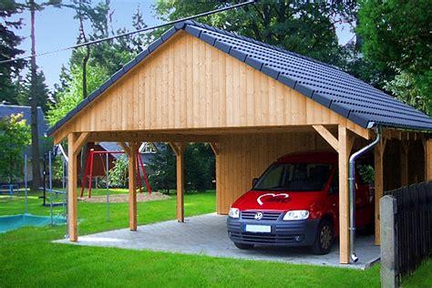 Bildergalerie Satteldachcarporte Vom Garnuka® Carportwerk