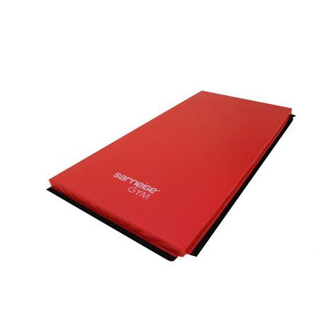 tapis gymnastique houss 201 scolaire associatif 4 cm avec coins sporenco