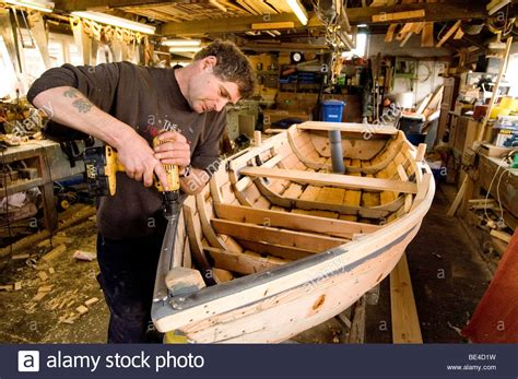 Boat Building by Traditional Boat Building Ian The Last Traditional
