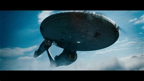star trek  darkness enterprise wallpaper