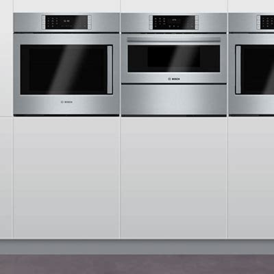 reliable  serviced appliance brands   reviews ratings kitchen bosch