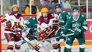Minnesota Women's Hockey: Gophers Host Bemidji State in ...