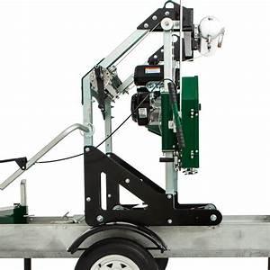 Hm126 Woodlander  Sawmill Trailer