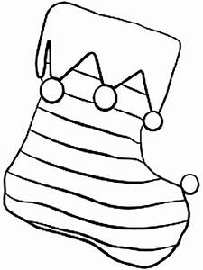 Coloring Pages Of Christmas Stockings 2098736