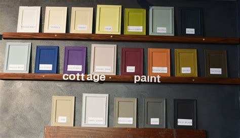 cottage paint is here to stay recent pieces and colors