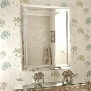 chrome contemporary mirror by decorative mirrors online ...