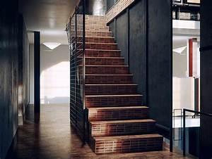 Maison De Verre : la maison de verre by bertrand benoit 3d architectural visualization rendering blog ~ Orissabook.com Haus und Dekorationen