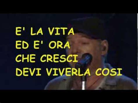 Vasco Karaoke Vasco Stupendo Karaoke Live In By Vasco Sud