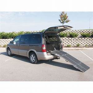 Rear Door Van Ramp