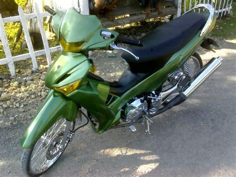 Modif Supra X 125 Injection by 100 Modifikasi Motor Honda Supra X 125 Injection Terbaik