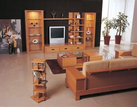 livingroom furnitures wooden furniture design for living room in india